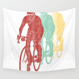 GO 'ROUND AGAIN Wall Tapestry