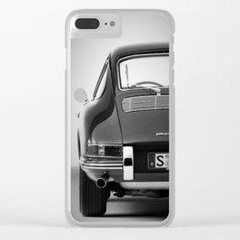 Porsche Clear iPhone Case