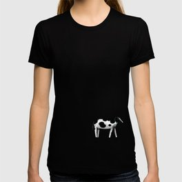 my lovely cow T-shirt