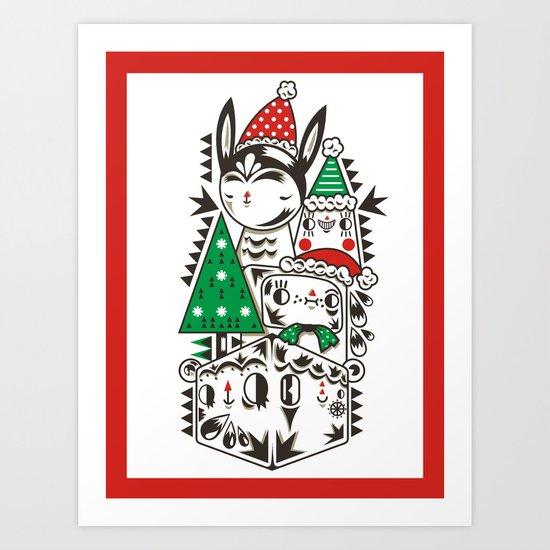 Pico Art Print