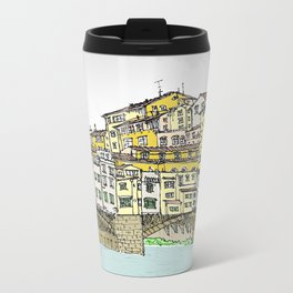 Ponte Vecchio Metal Travel Mug