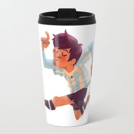 Lionel Messi, Argentina Jersey Travel Mug
