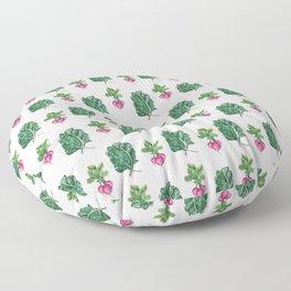 Kale Yeah! Floor Pillow