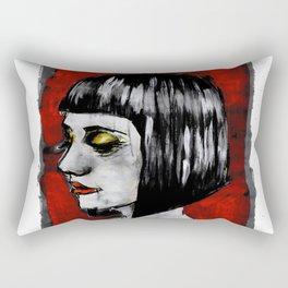 lauren trillium Rectangular Pillow