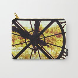Clock in Musee D'Orsay, Paris Carry-All Pouch