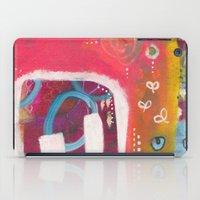 india iPad Cases featuring India by Joana Carvalho
