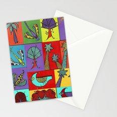 Quilt Blocks Stationery Cards