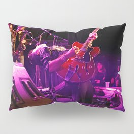 Birds in the Boneyard, Print Two: Mikey Shreds Pillow Sham