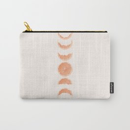 Phases of bitten lemon Carry-All Pouch