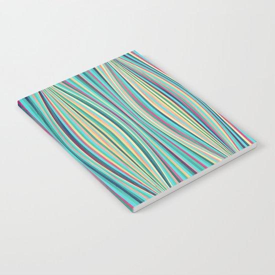 Asleep Notebook