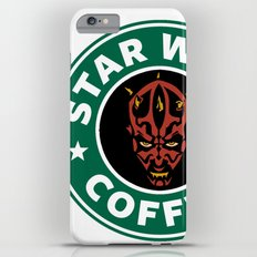 Star Wars Coffee (Darth Maul) iPhone 6 Plus Slim Case