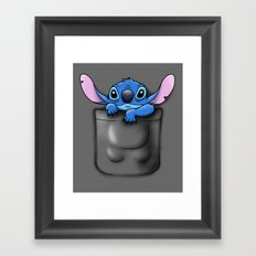 Pocket 626 Framed Art Print