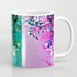 Triptych: Spring Synthesis Coffee Mug