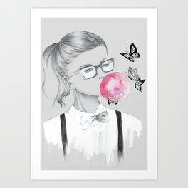 Bubble Dream Art Print