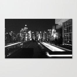 Dark NYC Canvas Print