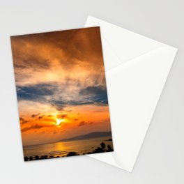 A Sunrise Glow Stationery Cards