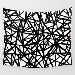 Ab  Out T Double Wall Tapestry