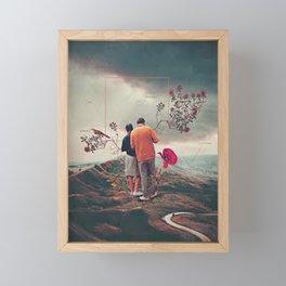 Chances & Changes Framed Mini Art Print