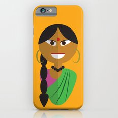 Indian Doll Slim Case iPhone 6s