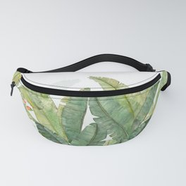 Banana Leaves Fanny Pack