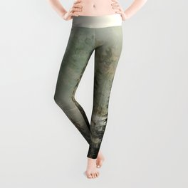 Mountain Black Bear Leggings