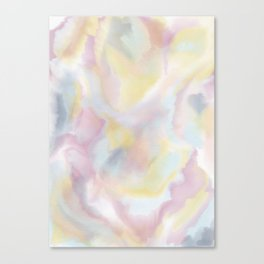Abstract Watercolor 2 Canvas Print