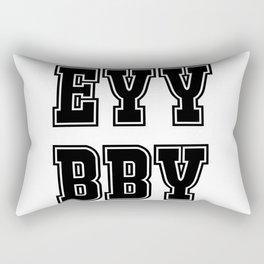 EYY BBY Rectangular Pillow