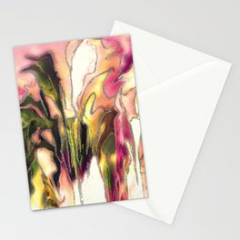 Lily species Stationery Cards