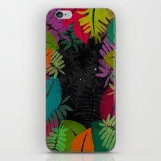 Cosmic Jungle iPhone & iPod Skin