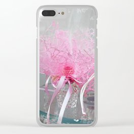Wedding Decoration Clear iPhone Case