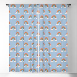 Keep Looking for Your Rainbow Blackout Curtain