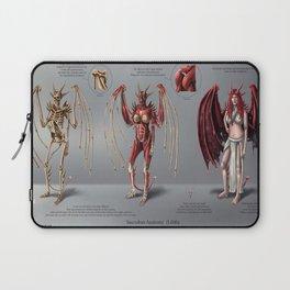 Lilith Anatomy Study Laptop Sleeve