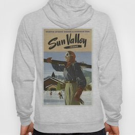 Vintage poster - Sun Valley Hoody