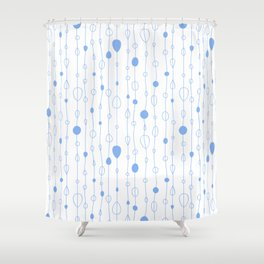 Spooning Shower Curtain