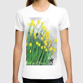 Yellow Flowers! T-shirt