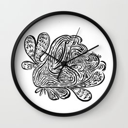 Flow 005 Wall Clock