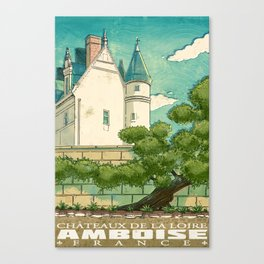 Amboise of France Canvas Print