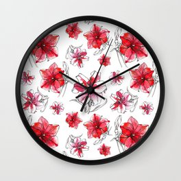 Lilys Wall Clock