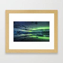 Aurora Borealis 6 Framed Art Print