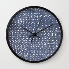 Batik 2 Wall Clock