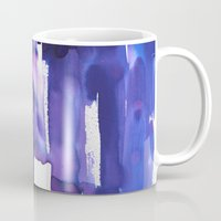 metropolis Mugs featuring Metropolis by Amy Sia