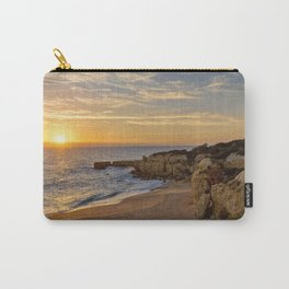 Algarve sunset, Portugal Carry-All Pouch