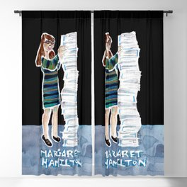 Margaret Hamilton Blackout Curtain