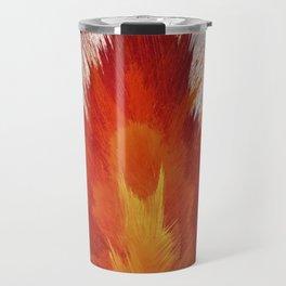 Arson Heart Travel Mug