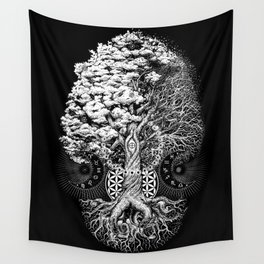 The Tree of Life Wall Tapestry