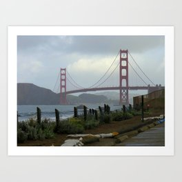 The Gateway  Art Print