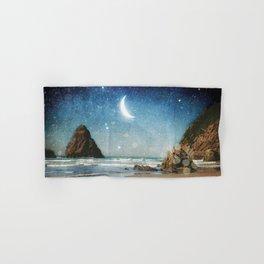 Oregon Moondust Hand & Bath Towel