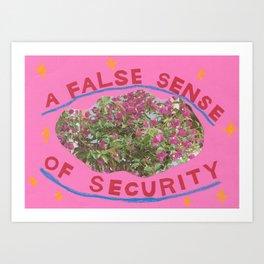 false Art Print
