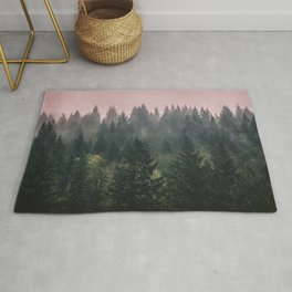 Vote For Forests Rug