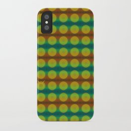 Taurus Flower of Life Astrology Pattern iPhone Case